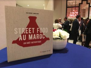 COSUMAR LANCE UN LIVRE DE STREET-FOOD MAROCAINE