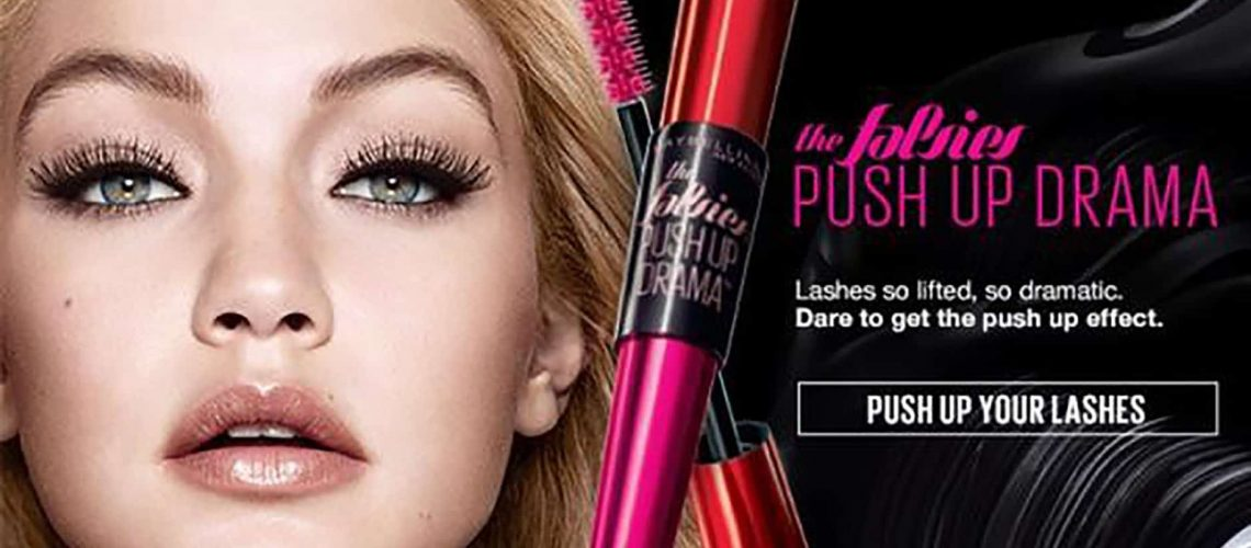 MaybellineMascara Push Drama Push Up MaybellineMascara iPuZkX